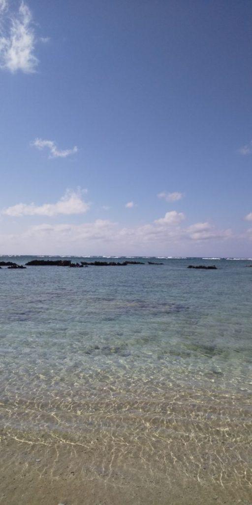 ヨナマビーチ